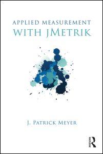 Applied Measurement with jMetrik book